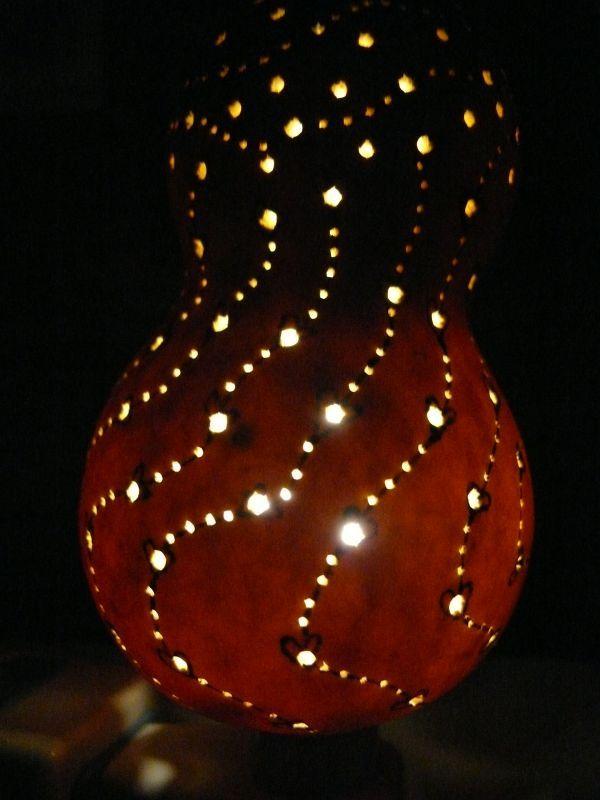 画像5: ひょうたんランプF