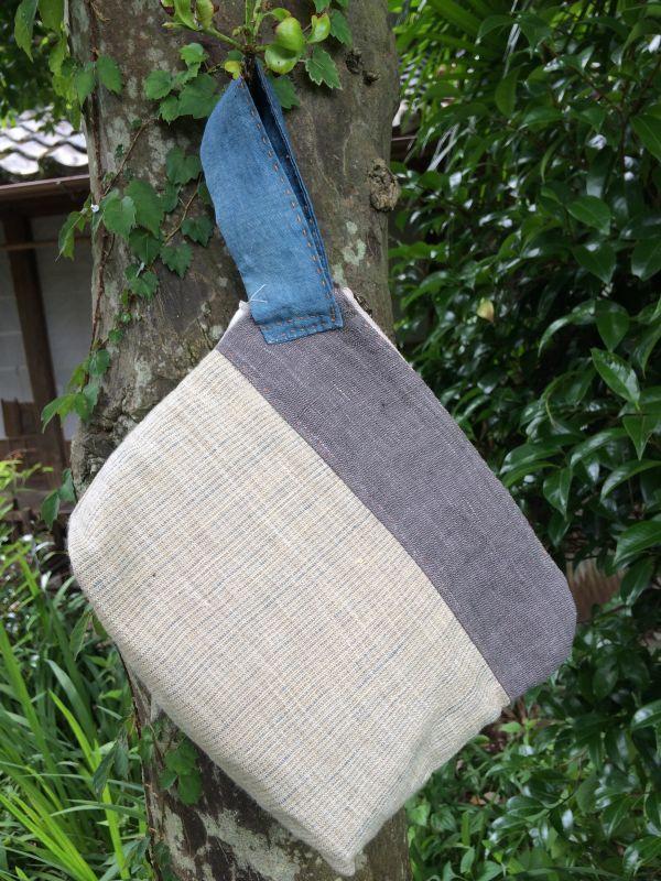 画像4: ヘンプクラッチバッグ