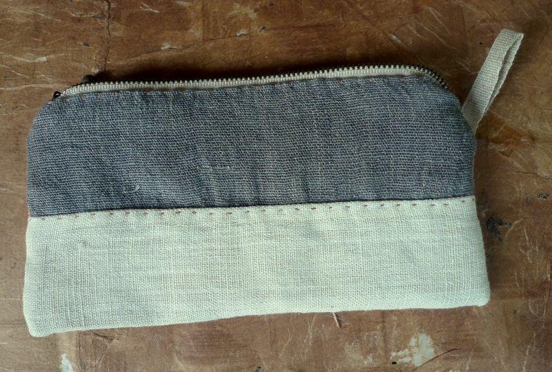 画像2: ヘンプ長財布