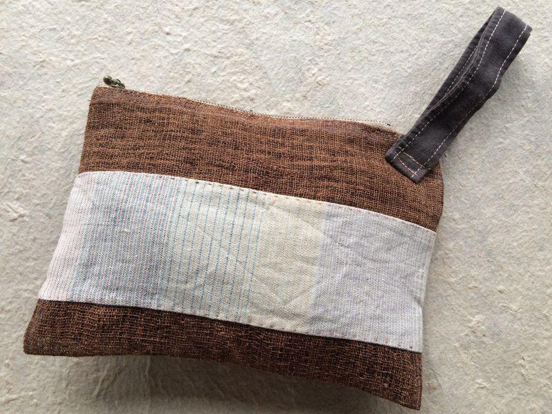 画像2: ヘンプセカンドバッグ